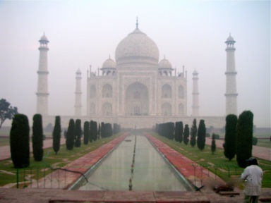 The Taj Mahal